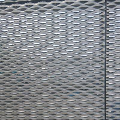The use of Architectural Decorative Curtain Wall Mesh