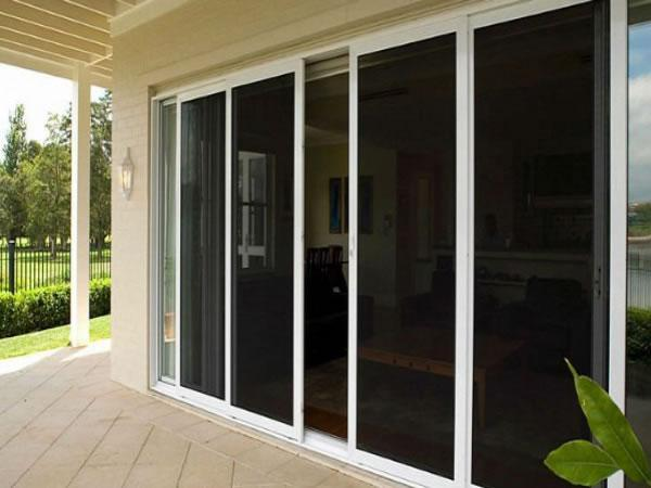 Stainless security screen mesh doors & window screens